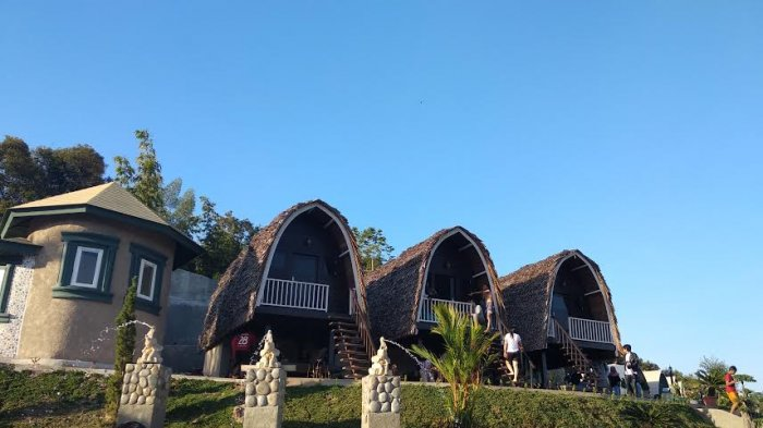 Salah satu tempat wisata di Kambo Higland